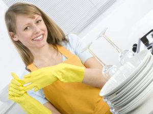 Мойка посуды на дому в Астрахани