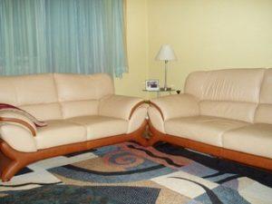 Перетяжка кожаной мебели в Астрахани