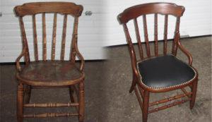 Перетяжка стульев на дому недорого в Астрахани
