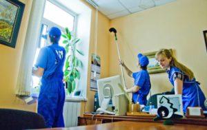 Уборка помещений в Астрахани