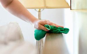 Уборка пыли в квартире и доме в Астрахани