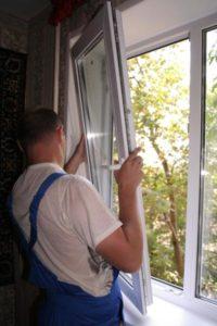 Замена створок пластиковых окон в Астрахани