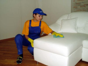 Чистка мебели на дому в Астрахани