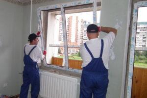 Установка пластиковых окон в Астрахани